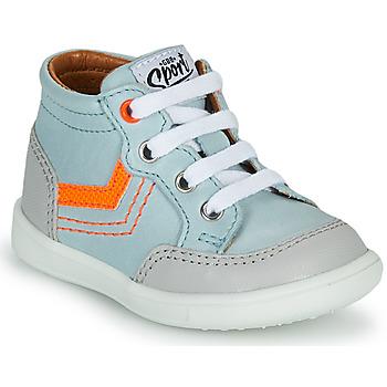 Shoes Boy Hi top trainers GBB VIGO Blue