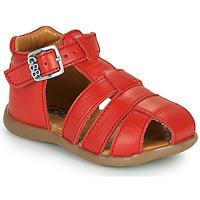 Shoes Boy Sandals GBB FARIGOU Red