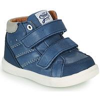 Shoes Boy Hi top trainers GBB MORISO Blue