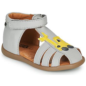 Shoes Boy Sandals GBB TULIO Grey