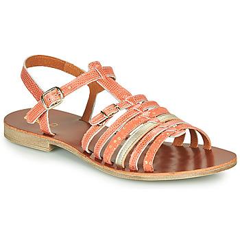 Shoes Girl Sandals GBB BANGKOK Coral