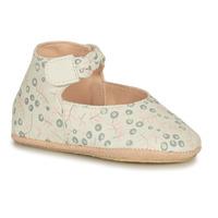 Shoes Children Slippers Easy Peasy BLUBLU DANCE White