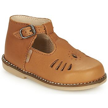 Shoes Children Flat shoes Little Mary SURPRISE Brown