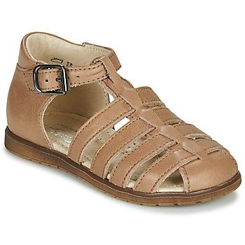 Shoes Children Sandals Little Mary LIXY Beige