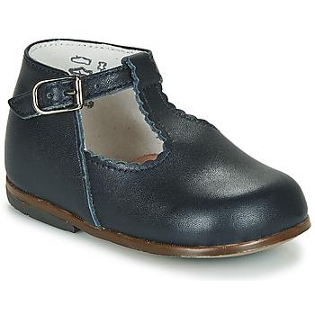 Shoes Girl Sandals Little Mary BASTILLE Blue