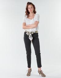Clothing Women 5-pocket trousers Betty London  Black