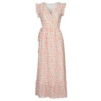 Clothing Women Long Dresses Betty London OULANE Pink