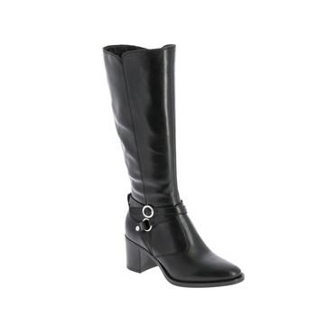 Shoes Women High boots André ELIOTTA Black