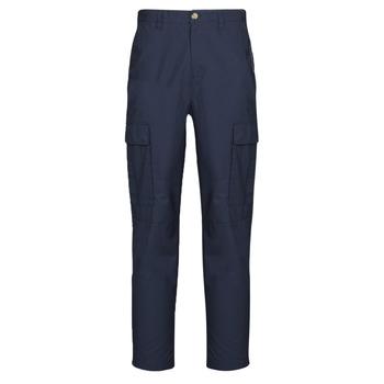 Clothing Men Cargo trousers Aigle BESTICOL Marine