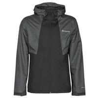 Clothing Men Macs Columbia INNER LIMITS II JACKET Black / Grey