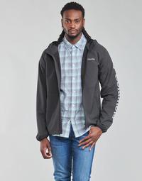 Clothing Men Jackets Columbia PANTHER CREEK JACKET Black