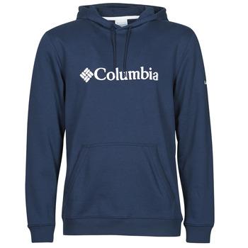 Clothing Men Sweaters Columbia CSC BASIC LOGO HOODIE Blue