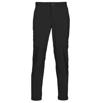 Clothing Men Cargo trousers Columbia TECH TRAIL HIKER PANT Black