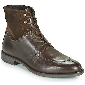 Shoes Men Mid boots André PARAHIGH Brown