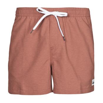 Clothing Men Trunks / Swim shorts Quiksilver EVERYDAY VOLLEY 15 Terracotta