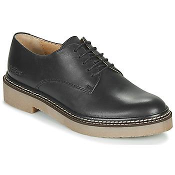 Shoes Women Derby Shoes Kickers OXFORK Black