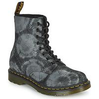 Shoes Women Mid boots Dr Martens 1460 PASCAL Black