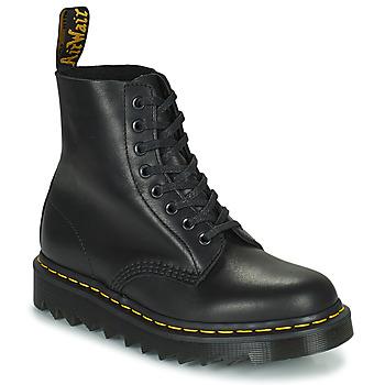 Shoes Mid boots Dr Martens 1460 Pascal Ziggy  black