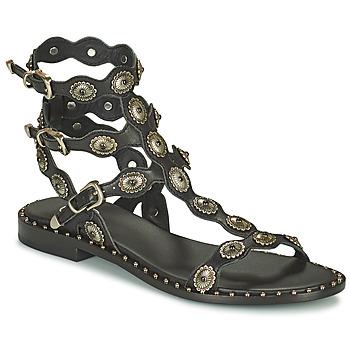 Shoes Women Sandals Ash PHOENIX  black