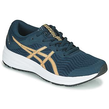 Shoes Women Running shoes Asics PATRIOT 12 Blue / Orange