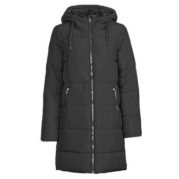 Clothing Women Duffel coats Only ONLDOLLY Black