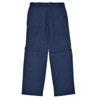 Clothing Boy 5-pocket trousers Columbia SILVER RIDGE IV CONVERTIBLE PANT Marine