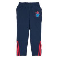 Clothing Boy Tracksuit bottoms adidas Performance LB DY SHA PANT Marine