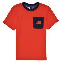 Clothing Boy Sets & Outfits adidas Performance LB DY SHA SUM Red / Marine