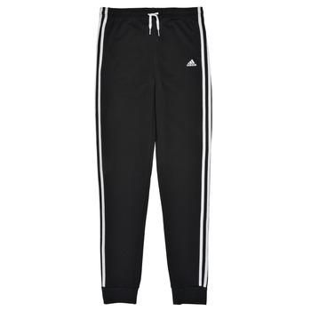 Clothing Girl Tracksuit bottoms adidas Performance G 3S FT C PT Black