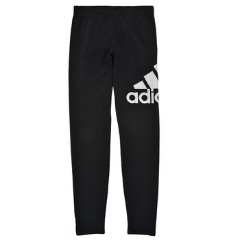 Clothing Girl Leggings adidas Performance G BL LEG Black