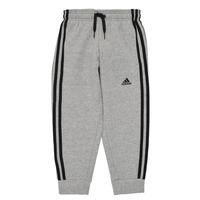 Clothing Boy Tracksuit bottoms adidas Performance B 3S FL C PT Grey