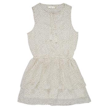 Clothing Girl Short Dresses Deeluxe JESTA White
