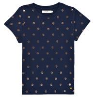 Clothing Girl Short-sleeved t-shirts Deeluxe MAYA Marine