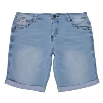 Clothing Boy Shorts / Bermudas Deeluxe BART Blue