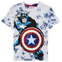 Clothing Boy Short-sleeved t-shirts Desigual 21SBTK09-5036 Multicolour