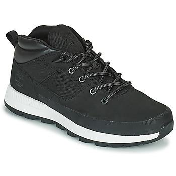 Shoes Men Low top trainers Timberland SPRINT TREKKER SUPER OX Black
