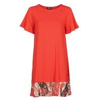 Clothing Women Short Dresses Desigual KALI Red