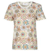 Clothing Women Short-sleeved t-shirts Desigual LYON White