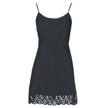 Clothing Women Short Dresses Banana Moon ALZETTE Black