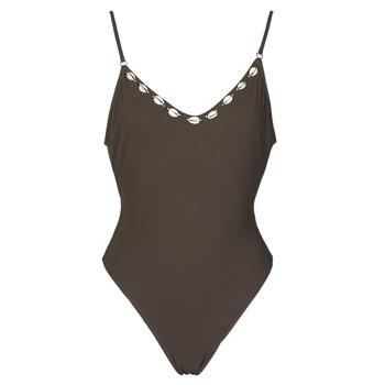 Clothing Women Swimsuits Banana Moon LAUMI Brown
