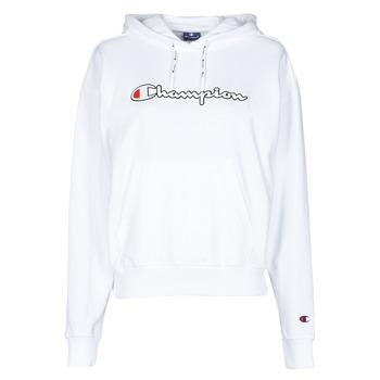 Clothing Women Sweaters Champion KOOLIME White