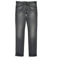 Clothing Boy Slim jeans Kaporal JEGO Grey