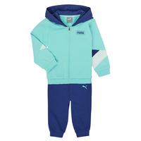 Clothing Boy Sets & Outfits Puma BB MINICATS REBEL Blue