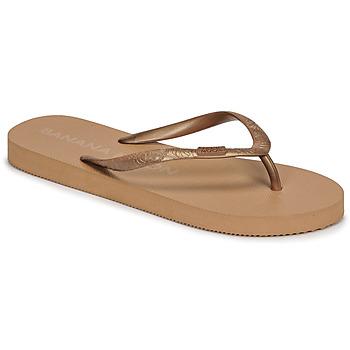Shoes Women Flip flops Banana Moon SWAINS TAHUATA Pink