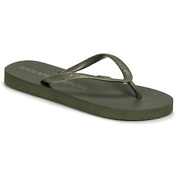 Shoes Women Flip flops Banana Moon SWAINS TAHUATA Green