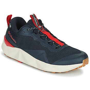 Shoes Men Walking shoes Columbia FACET 15 OD Black / Red