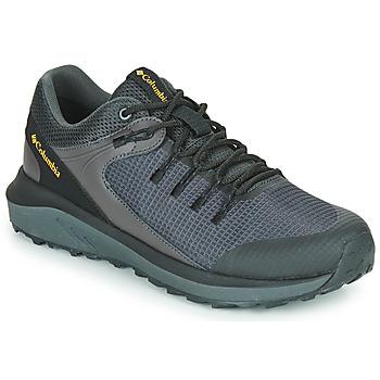 Shoes Men Walking shoes Columbia TRAILSTORM WATERPROOF Black