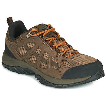 Shoes Men Walking shoes Columbia REDMOND III Brown