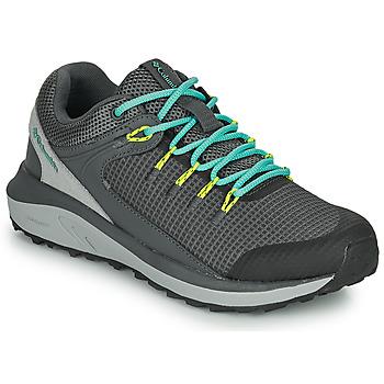 Shoes Women Walking shoes Columbia TRAILSTORM WATERPROOF Grey
