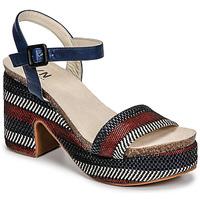 Shoes Women Sandals Elue par nous JOKARY Blue